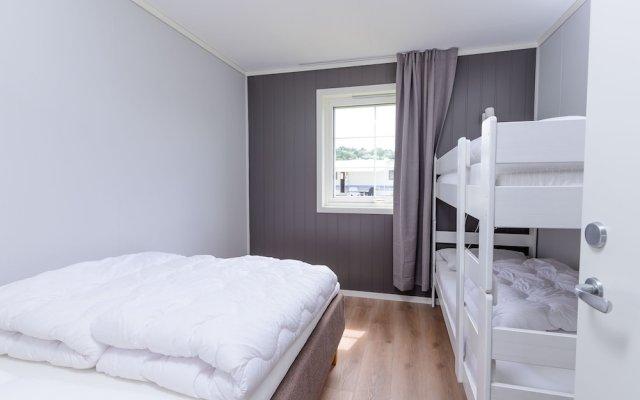 Отель Hamre Familiecamping Кристиансанд комната для гостей