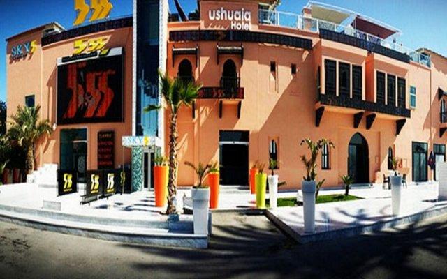 Ushuaia Hotel & Clubbing вид на фасад