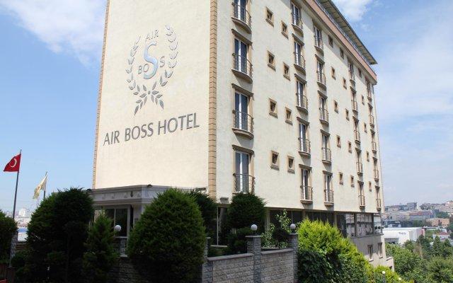 Air Boss Hotel Турция, Стамбул - отзывы, цены и фото номеров - забронировать отель Air Boss Hotel онлайн вид на фасад