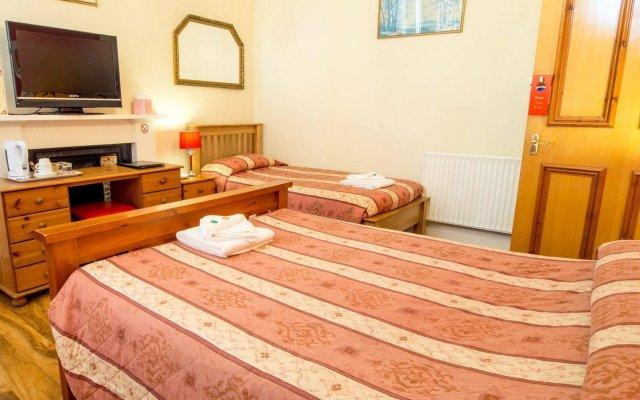 Отель Corstorphine Lodge Великобритания, Эдинбург - отзывы, цены и фото номеров - забронировать отель Corstorphine Lodge онлайн комната для гостей