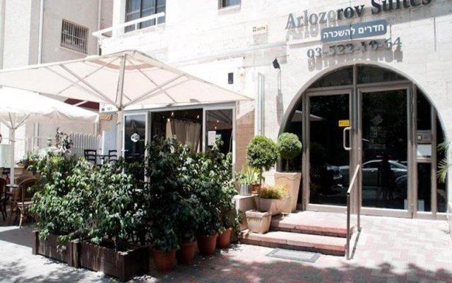 AirTLV - Arlozorov Apartment's