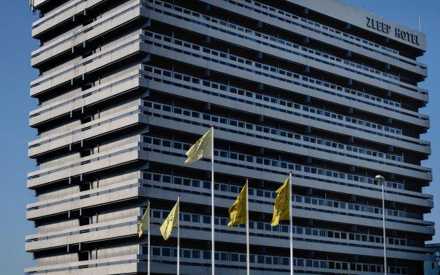 Отель Zleep Hotel Aarhus Syd Дания, Орхус - отзывы, цены и фото номеров - забронировать отель Zleep Hotel Aarhus Syd онлайн вид на фасад