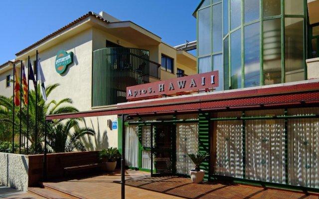 Отель Alua Palmanova Bay вид на фасад