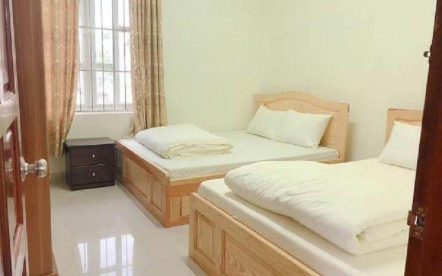 Отель Bao Han Villa Далат комната для гостей