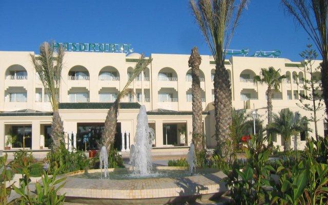 Отель Hasdrubal Thalassa And Spa Сусс вид на фасад