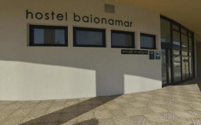 Отель Hostel Albergue Baionamar Испания, Байона - отзывы, цены и фото номеров - забронировать отель Hostel Albergue Baionamar онлайн вид на фасад