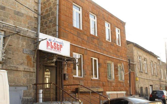Inter Hostel вид на фасад