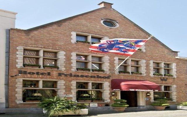 Отель Prinsenhof managed by Dukes' Palace Бельгия, Брюгге - отзывы, цены и фото номеров - забронировать отель Prinsenhof managed by Dukes' Palace онлайн вид на фасад