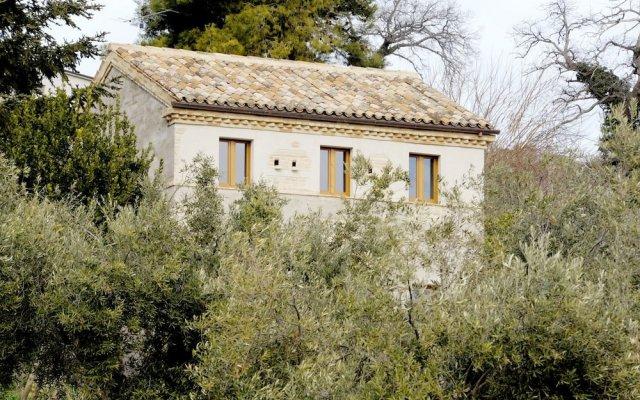 Отель Agriturismo Il Gelso Antico Реканати вид на фасад
