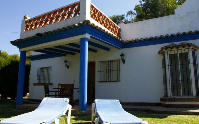 Отель Cortijo Fontanilla Испания, Кониль-де-ла-Фронтера - отзывы, цены и фото номеров - забронировать отель Cortijo Fontanilla онлайн вид на фасад