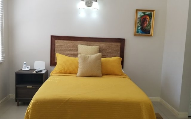 Апартаменты New Kingston Guest Apartment Hampshire комната для гостей