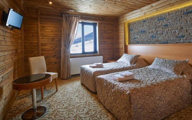 Gumuspark Resort Hotel комната для гостей