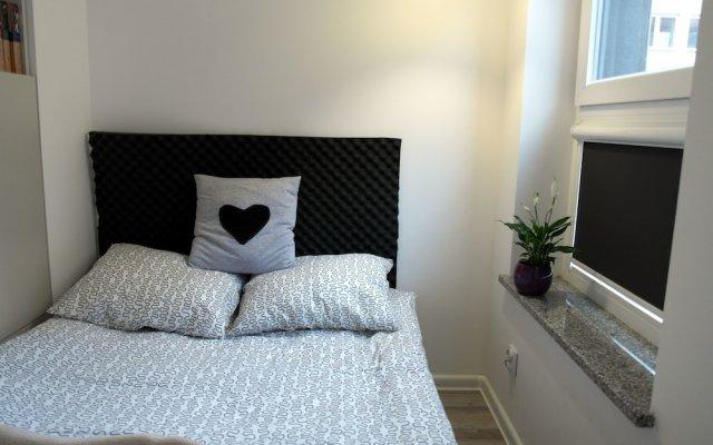 Отель Horison Apartments Польша, Вроцлав - отзывы, цены и фото номеров - забронировать отель Horison Apartments онлайн комната для гостей