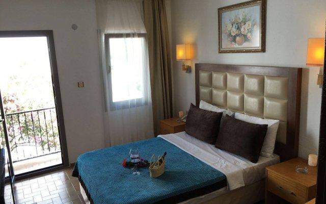 Yildiz Hotel комната для гостей