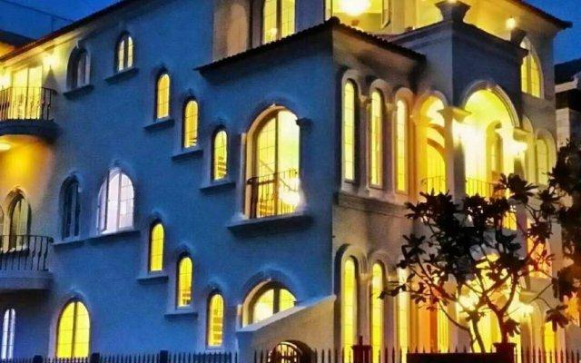 Отель Funny House Вьетнам, Нячанг - отзывы, цены и фото номеров - забронировать отель Funny House онлайн вид на фасад