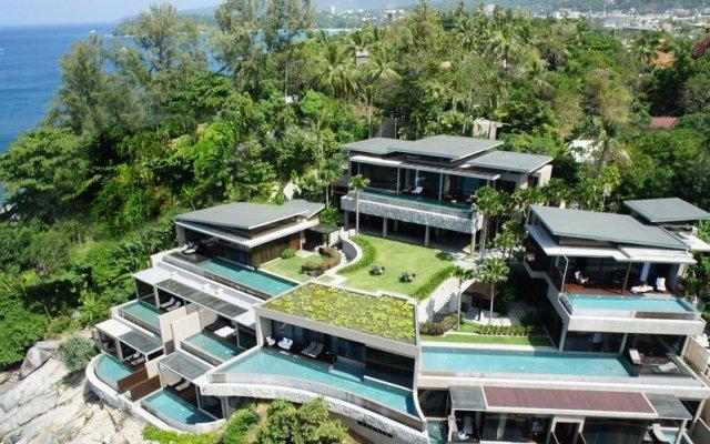 Отель Impiana Private Villas Kata Noi парковка