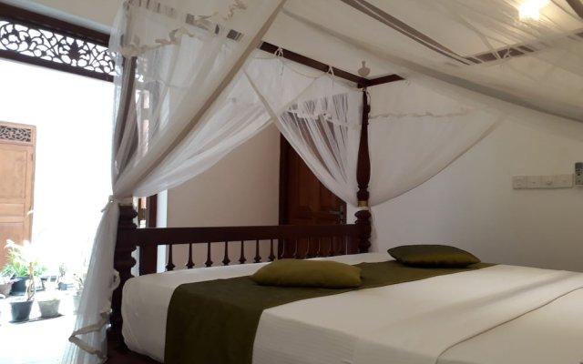 Отель Villa Razi Шри-Ланка, Галле - отзывы, цены и фото номеров - забронировать отель Villa Razi онлайн вид на фасад