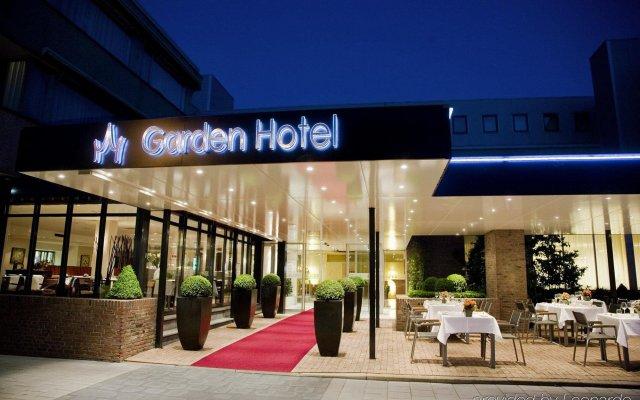 Bilderberg Garden Hotel вид на фасад