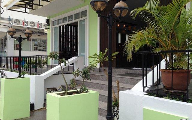Отель Home 8 Hotel Таиланд, Патонг - отзывы, цены и фото номеров - забронировать отель Home 8 Hotel онлайн балкон