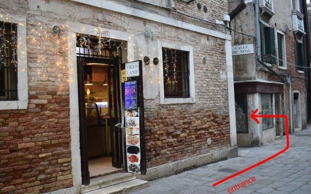 Отель Veniceluxury Италия, Венеция - отзывы, цены и фото номеров - забронировать отель Veniceluxury онлайн вид на фасад