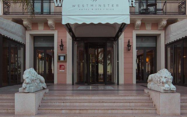 Westminster Hotel & Spa вид на фасад