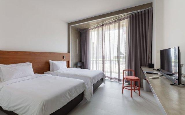 Reno Hotel Бангкок комната для гостей