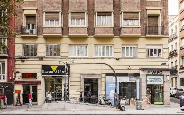 Апартаменты Jose Abascal Apartment by FlatSweetHome вид на фасад