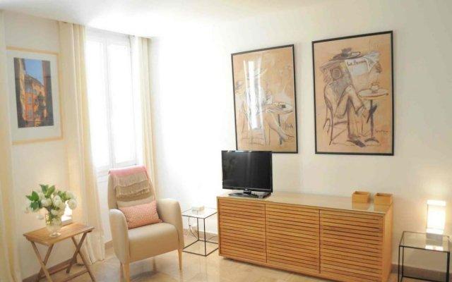 Apart Hotel Riviera - Grimaldi - Promenade des Anglais комната для гостей