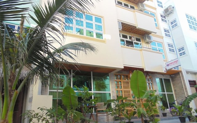 DeMal Orchid Hotel - Hulhumale in North Male Atoll, Maldives from 147$, photos, reviews - zenhotels.com hotel front