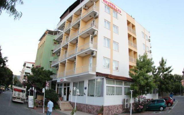 Hotel Canberra Сельчук вид на фасад