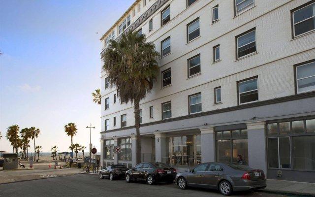 Отель Air Venice on the Beach США, Лос-Анджелес - отзывы, цены и фото номеров - забронировать отель Air Venice on the Beach онлайн вид на фасад