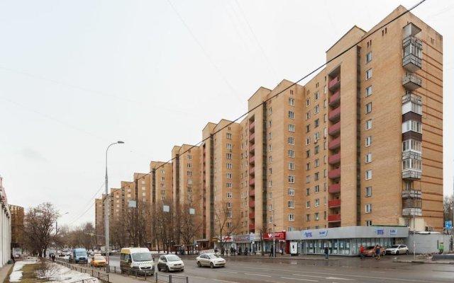 Отель BestFlat24 Babushkinskaya 2 Москва вид на фасад