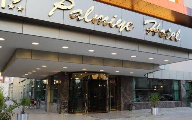 Palmiye Hotel Gaziantep Турция, Газиантеп - отзывы, цены и фото номеров - забронировать отель Palmiye Hotel Gaziantep онлайн вид на фасад