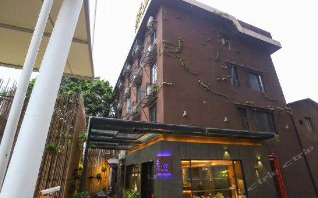Отель Su Inn вид на фасад