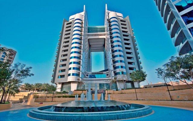 Отель Dukes Dubai, a Royal Hideaway Hotel ОАЭ, Дубай - - забронировать отель Dukes Dubai, a Royal Hideaway Hotel, цены и фото номеров вид на фасад