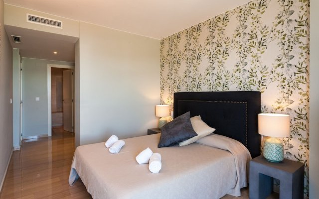 Отель ApartUP Green Opera Views Испания, Валенсия - отзывы, цены и фото номеров - забронировать отель ApartUP Green Opera Views онлайн комната для гостей