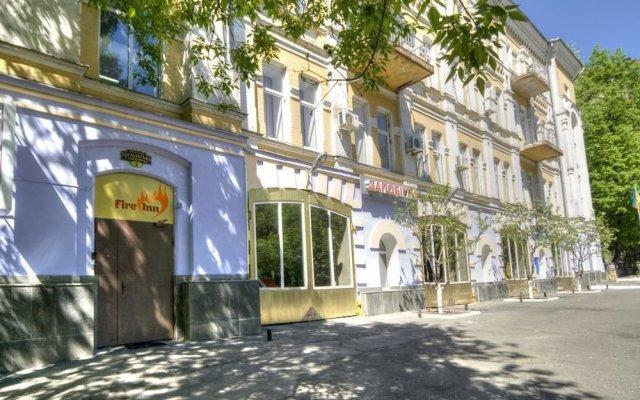 Гостиница Fire Inn Украина, Киев - отзывы, цены и фото номеров - забронировать гостиницу Fire Inn онлайн вид на фасад