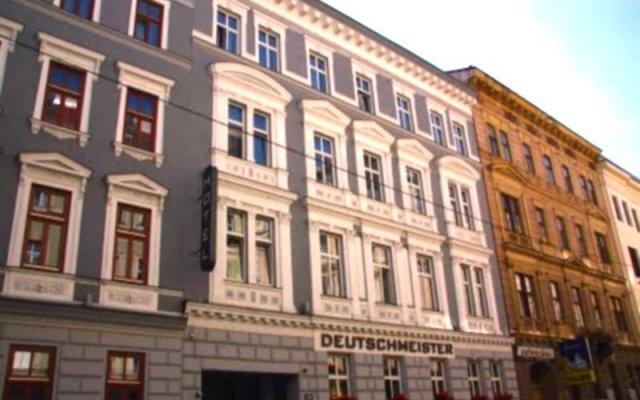 Отель Deutschmeister Австрия, Вена - 2 отзыва об отеле, цены и фото номеров - забронировать отель Deutschmeister онлайн вид на фасад
