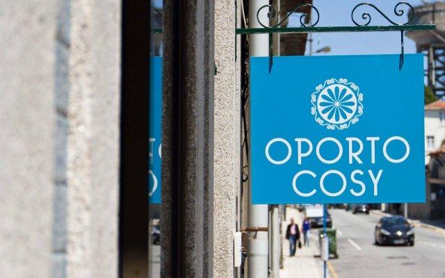 Отель Oporto Cosy вид на фасад