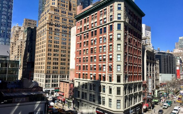 Отель The Nomad Suites & Apartments США, Нью-Йорк - отзывы, цены и фото номеров - забронировать отель The Nomad Suites & Apartments онлайн вид на фасад