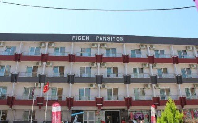 Figen Pansiyon Турция, Канаккале - отзывы, цены и фото номеров - забронировать отель Figen Pansiyon онлайн вид на фасад