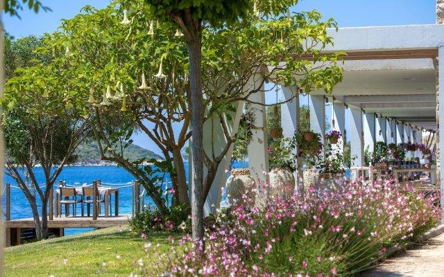 The Doria Hotel Yacht Club Kas Турция, Патара - отзывы, цены и фото номеров - забронировать отель The Doria Hotel Yacht Club Kas онлайн вид на фасад