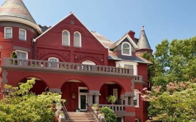 Отель Swann House вид на фасад