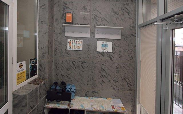 Гостиница Centre Blizzzko Hostel в Казани отзывы, цены и фото номеров - забронировать гостиницу Centre Blizzzko Hostel онлайн Казань вид на фасад