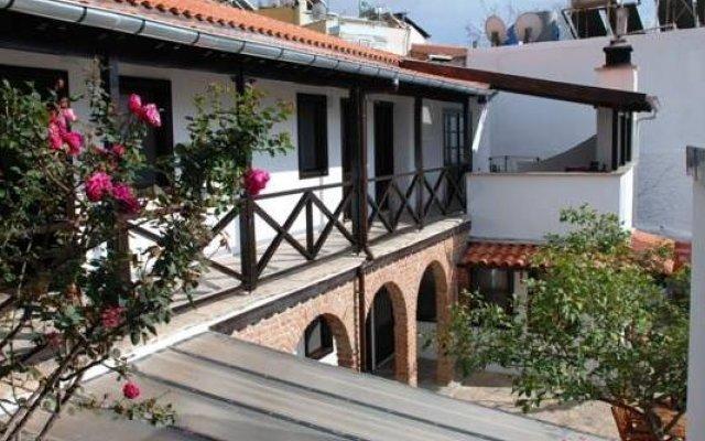 Nilya Hotel вид на фасад