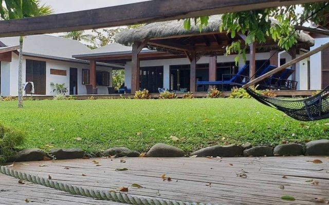 Отель Shambala Fiji вид на фасад