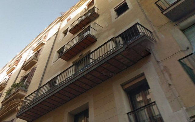 Апартаменты MH Apartments Ramblas вид на фасад