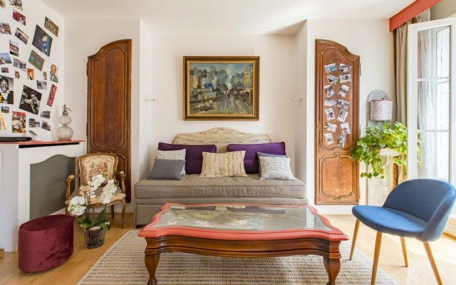 Отель Sacre Coeur Sights Париж комната для гостей