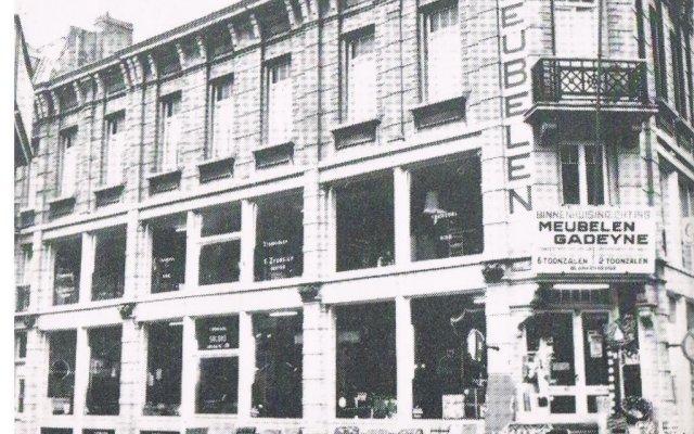 Hotel Tropicana вид на фасад