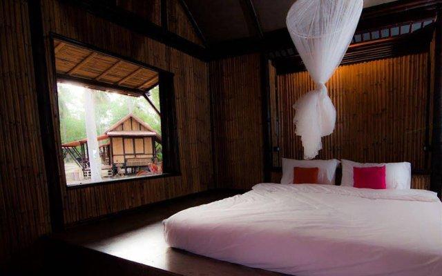 Отель Cocotero Resort The Hidden Village Ланта комната для гостей